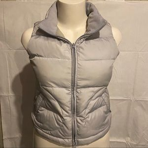 BOGO Grey puffer Jacob vest